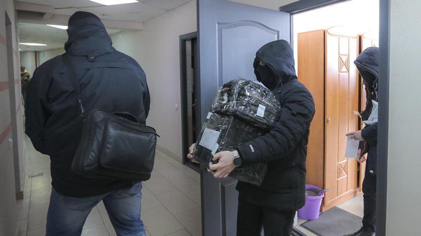 Białoruś i represje wobec dziennikarzy