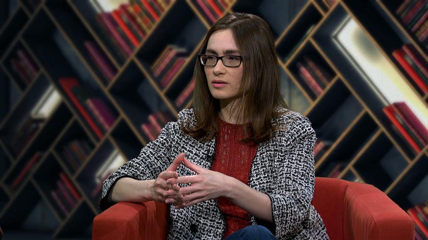 Dominika Słowik: polskie postrzeganie Maryi jest fascynujące
