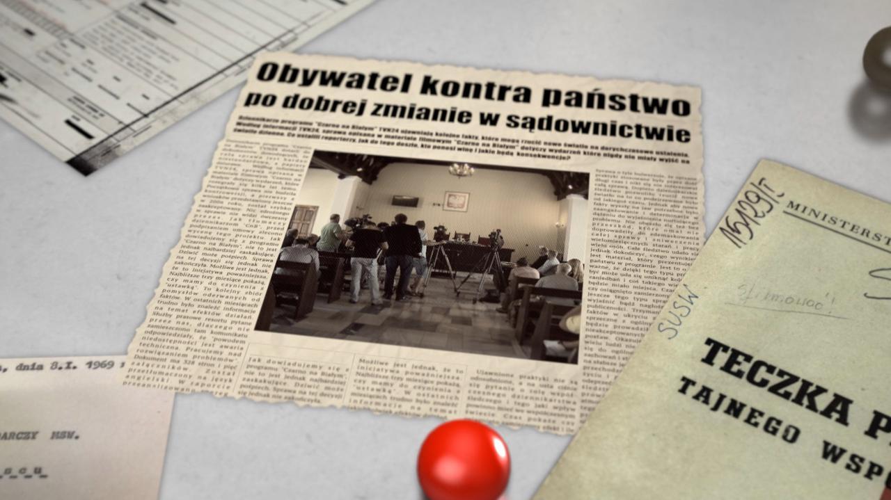 Codzienność polskich sądów i polityk, który nad sędziami chce mieć coraz większą władzę