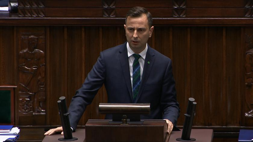 Kosiniak-Kamysz: Sejm potrzebuje marszałka, który będzie budował mosty porozumienia