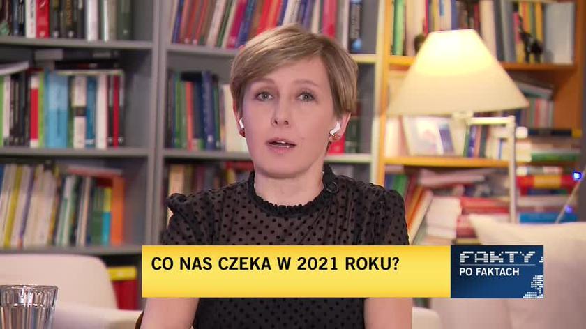 Materska-Sosnowska: mam nadzieję, że lepsze jeszcze przed nami