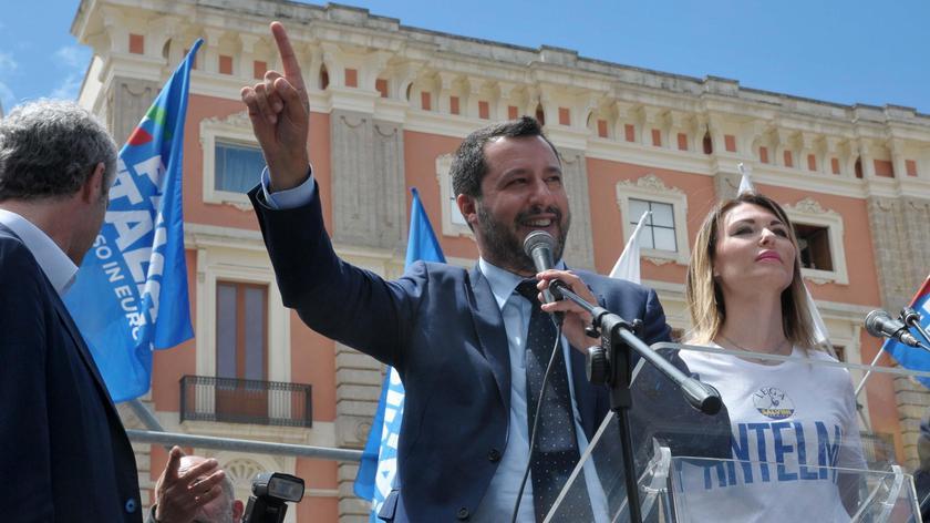 Przedwyborcza mapa Włoch. Tam dominują eurosceptycy