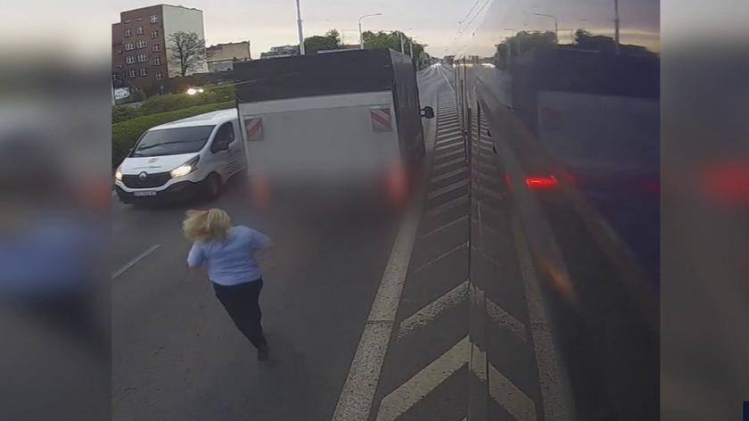 Motornicza z Wrocławia ujęła pijanego kierowcę