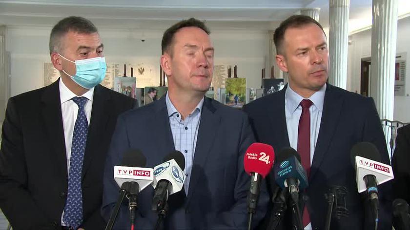 """""""Polki i Polacy muszą czuć się bezpiecznie. Interwencje policji nie mogą się tak kończyć"""""""