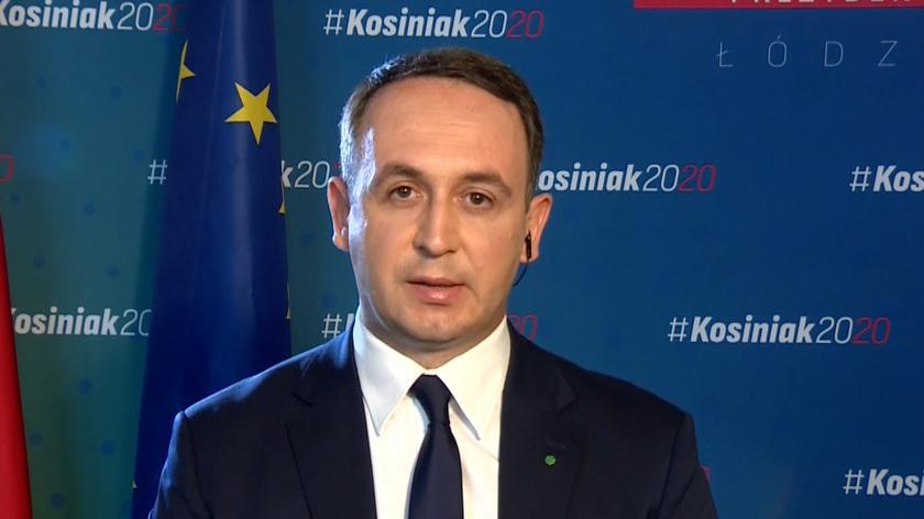 Klimczak: Kosiniak-Kamysz nie zgadza się na dzielenie Polaków