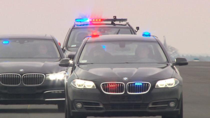 Wypadek na skrzyżowaniu Wołoskiej z Madalińskiego