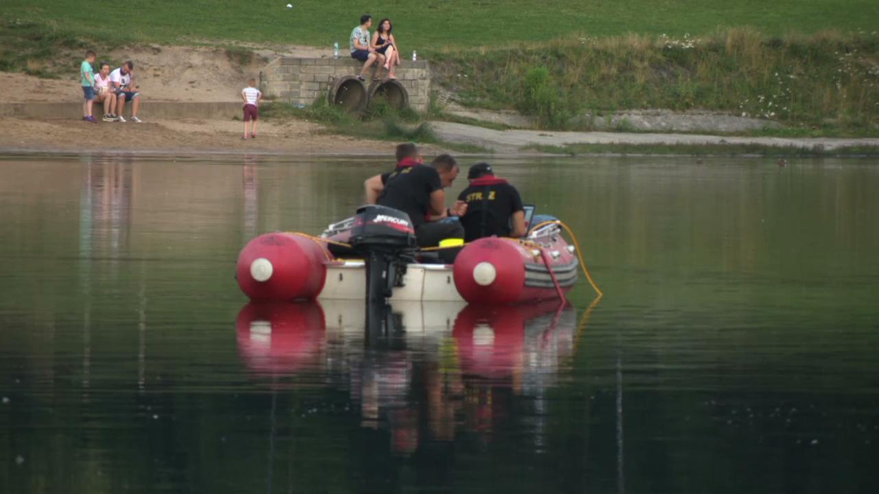 Mężczyzna utonął w Dolinie Trzech Stawów. Trwa akcja poszukiwawcza