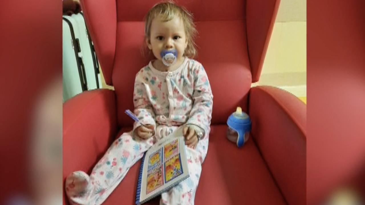 Pola ma dwa lata i trzy poważne operacje za sobą.