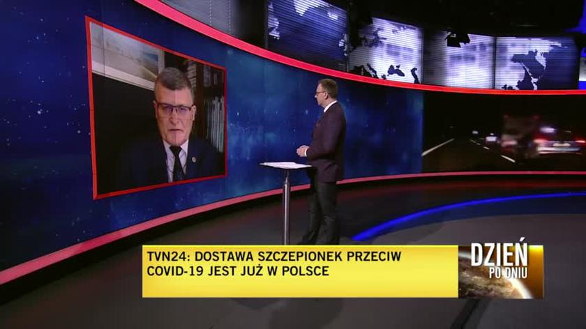 Grzesiowski: trzeba będzie poczekać na swoją kolejkę i w tym czasie nie tracić czujności
