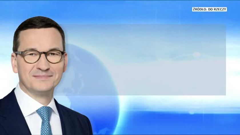 Morawiecki: chciałbym podkreślić znaczące zasługi prezesa Banasia