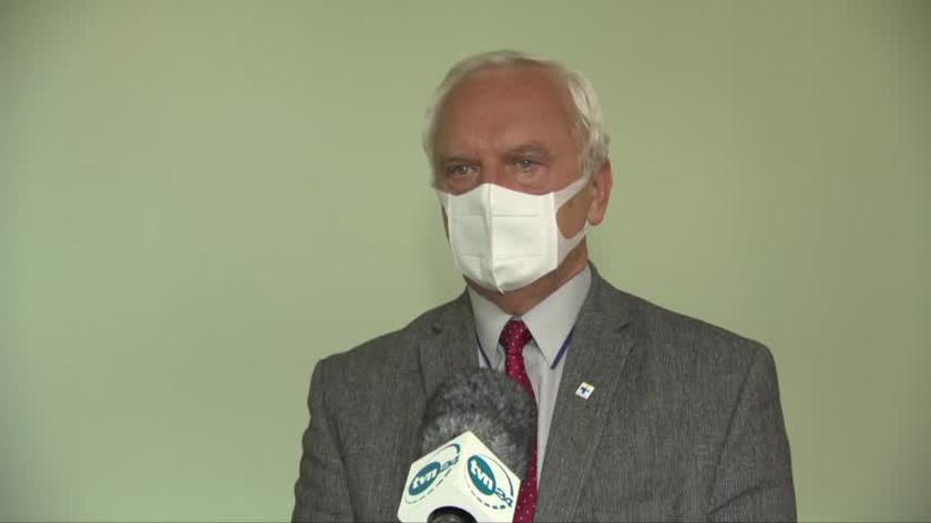 Dyrektor szpitala w Bytomiu: było u nas 86 zakażonych górników