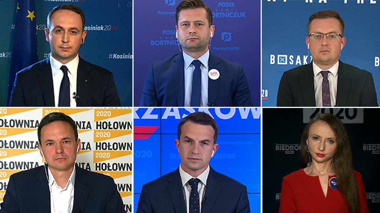 Wybory prezydenckie 2020. Debata Faktów: Kampania. Kontrowersje wokół wypowiedzi o LGBT  - TVN24