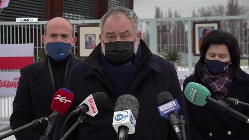 """Dwa lata po śmierci Pawła Adamowicza wciąż trwa śledztwo. """"To wstyd"""""""