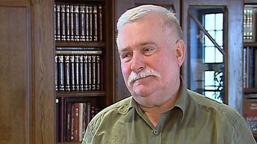 Lech Wałęsa krytykuje to, co dzieje się na linii prezydent - premier