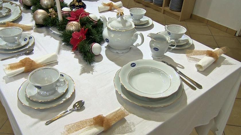 Wałbrzyska porcelana trafi na stół Baracka Obamy