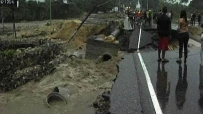 Teraz huragan uderzy w Bermudy