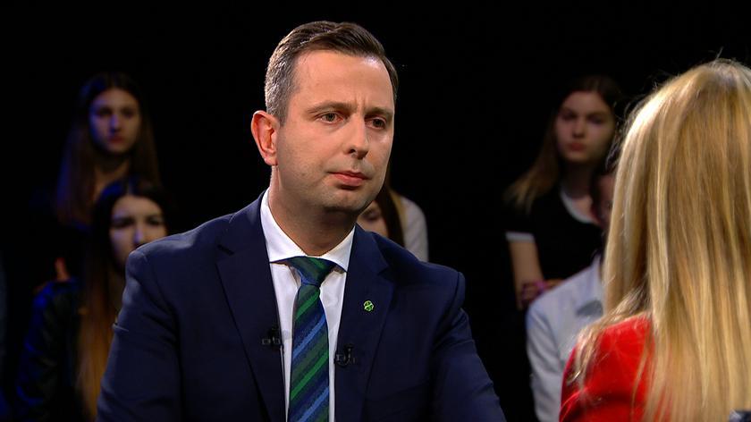 """Kosiniak-Kamysz, Kownacki i Arłukowicz w """"Kropce nad i"""""""