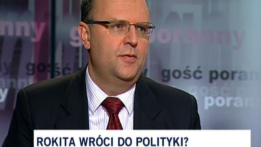 Czy po wyborach Rokita powróci?