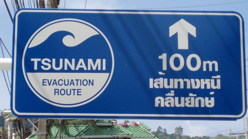 Po katastrofie z 2004 roku Indonezyjczycy traktują tsunami jako poważne zagrożenie