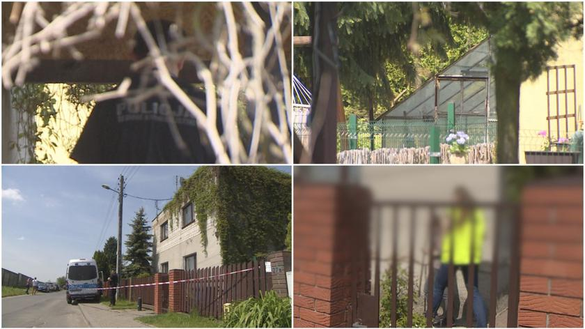 Policja i śledczy w środę przeprowadzili na miejscu eksperyment procesowy