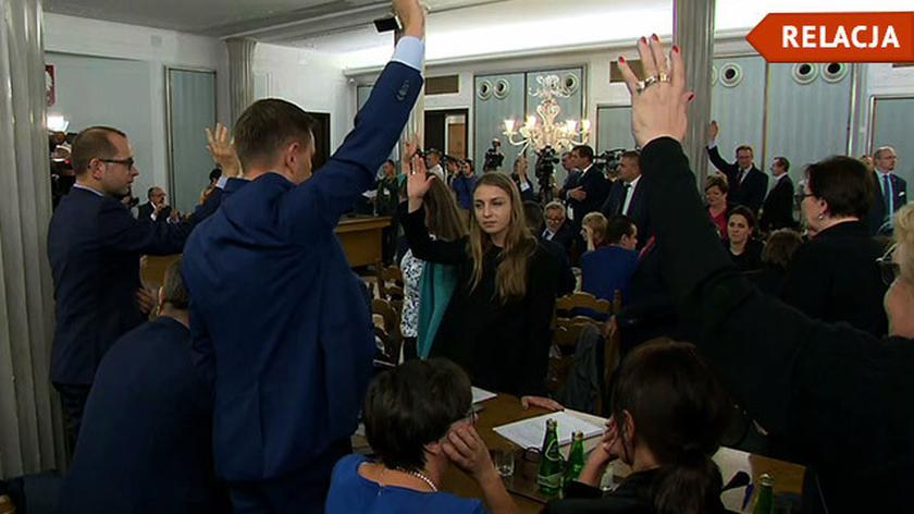 Sejmowa komisja za odrzuceniem projektu komitetu Stop Aborcji