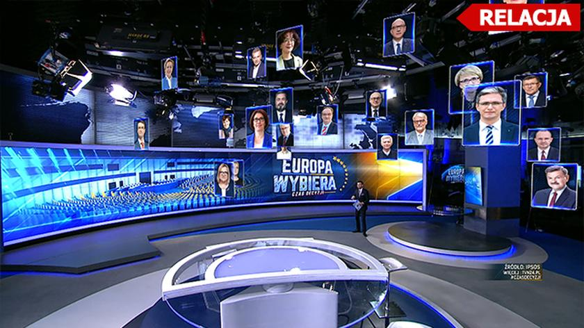Europa wybrała. Sondaż late poll