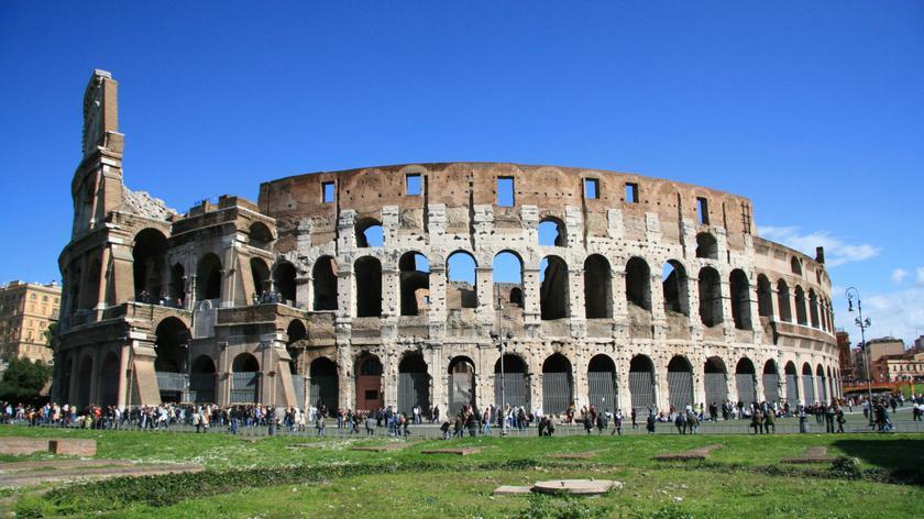 Koloseum widziało już wiele