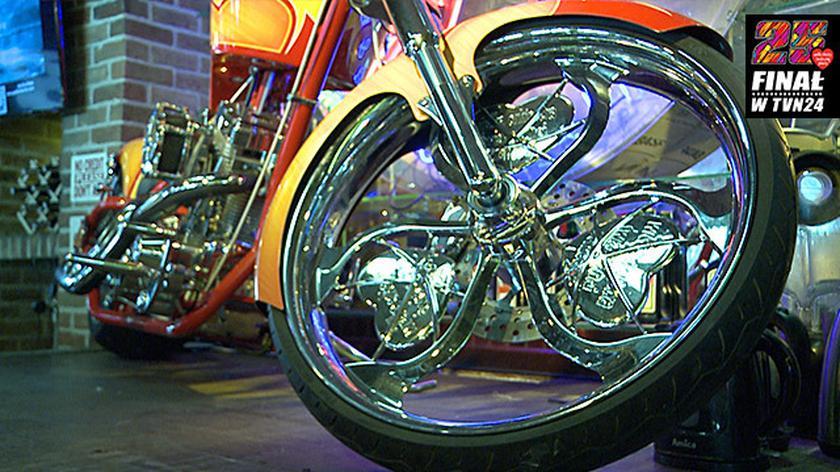 Chopper osiągnął cenę 230 tysięcy złotych