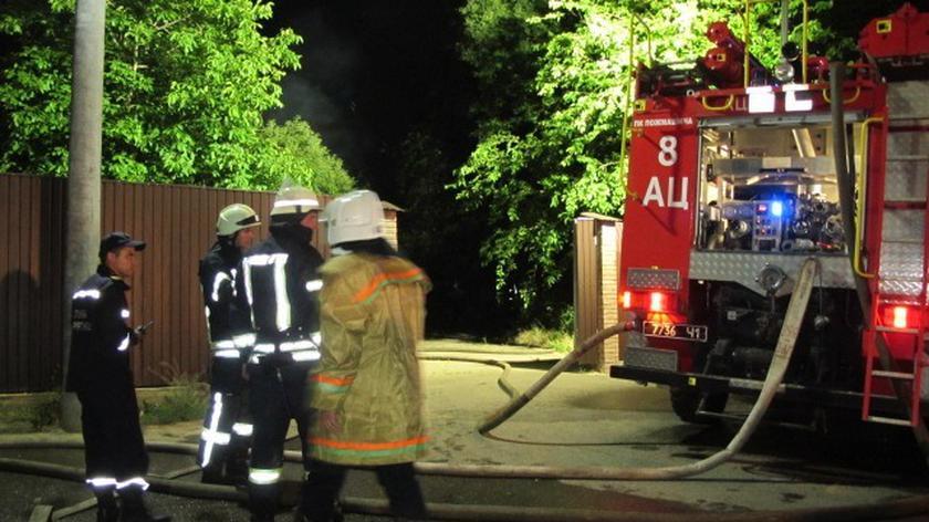 Do pożaru doszło w szpitalu psychiatrycznym w Odessie