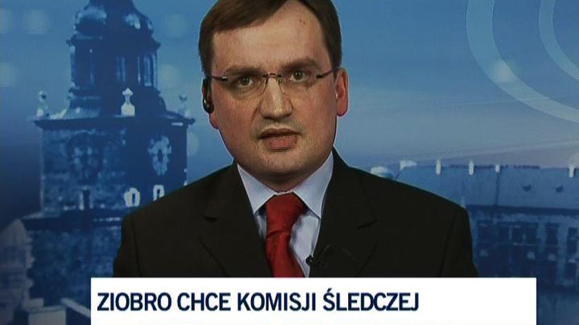 Ziobro: o komisji śledczej powinna wypowiedzieć się rodzina Olewnika