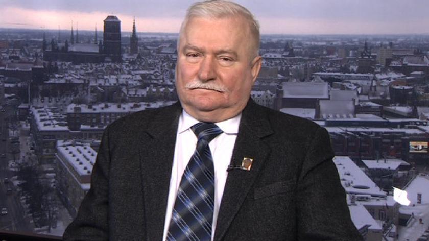 Wałęsa: Wstydzę się za Romaszewskiego. To jest obrzydliwe