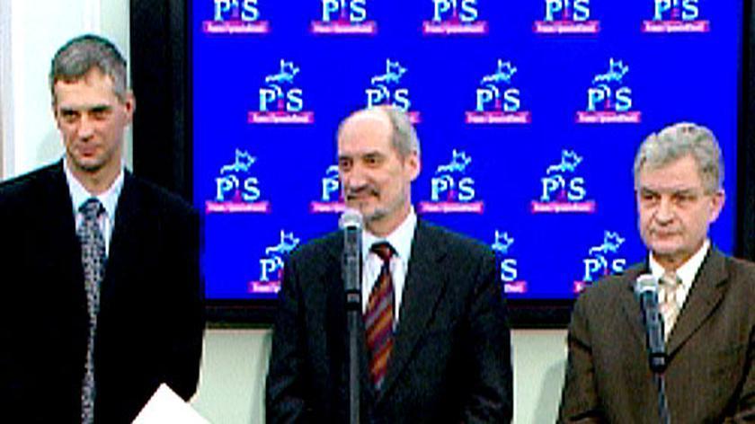 Politycy PiS będą się domagali od rządu specjalnej informacji w sprawie bezpieczeństwa energetycznego