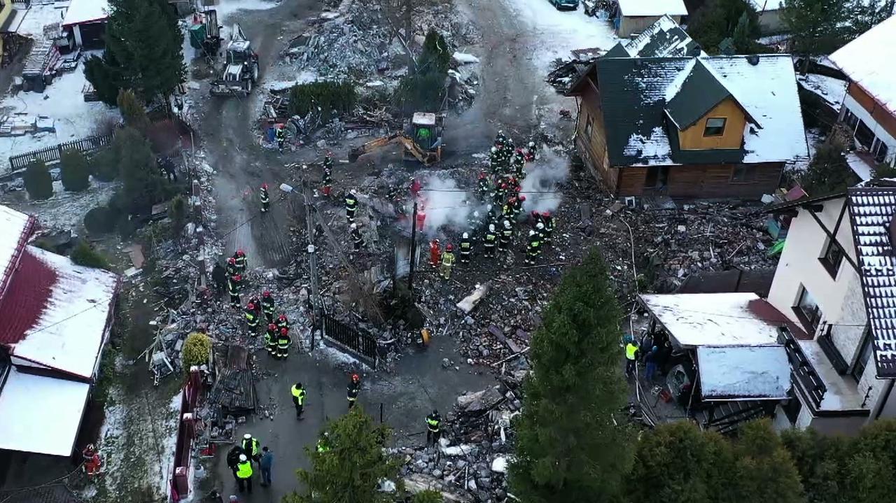 Wiadomo, kiedy ruszy proces sześciu oskarżonych w sprawie wybuchu gazu w Szczyrku. Zginęło osiem osób