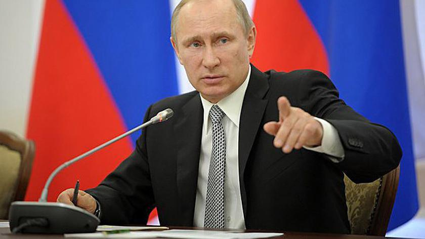 """Szwajcar jedzie na Kreml rozmawiać z Putinem o """"okrągłym stole"""""""