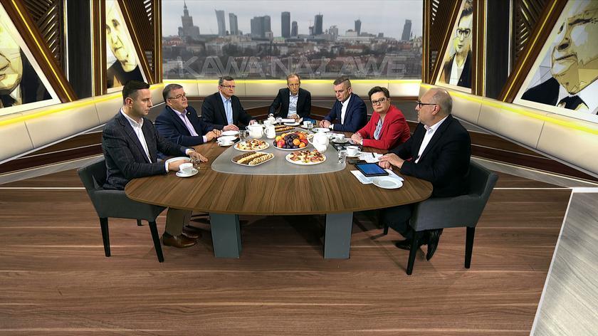 """Goście """"Kawy na ławę"""" dyskutowali o siódmej nowelizacji ustawy o SN"""