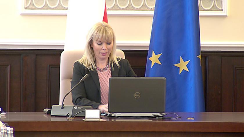 Elżbieta Bieńkowska ma szansę na objęcie stanowiska unijnego komisarza