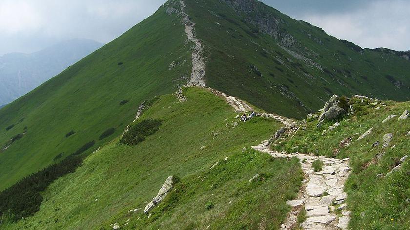 Makabryczne odkrycie w Tatrach. Znaleziono ludzkie szczątki