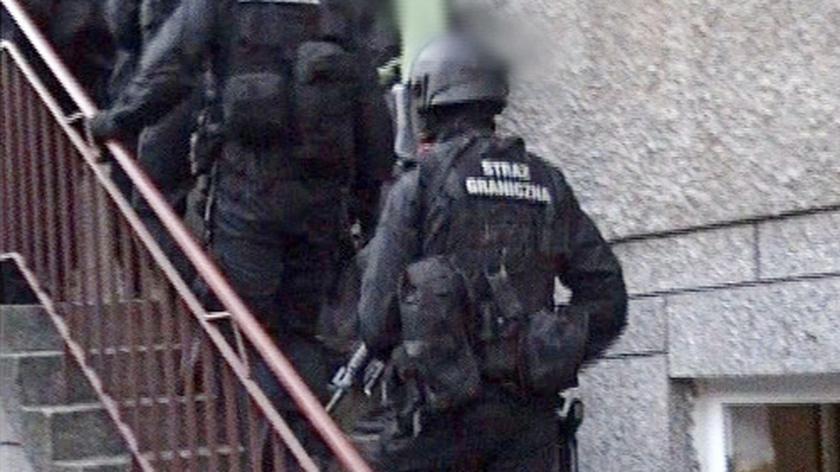 Aresztowani przemytnicy
