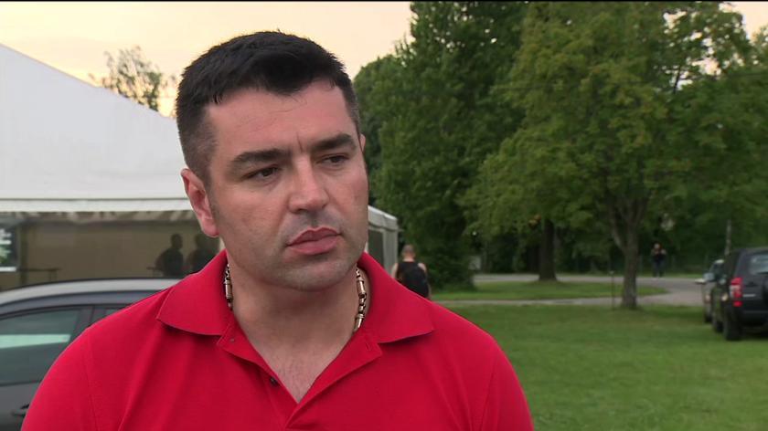 Sekretarz aeroklubu znał pilota, który zginął w sobotę razem z 10 skoczkami