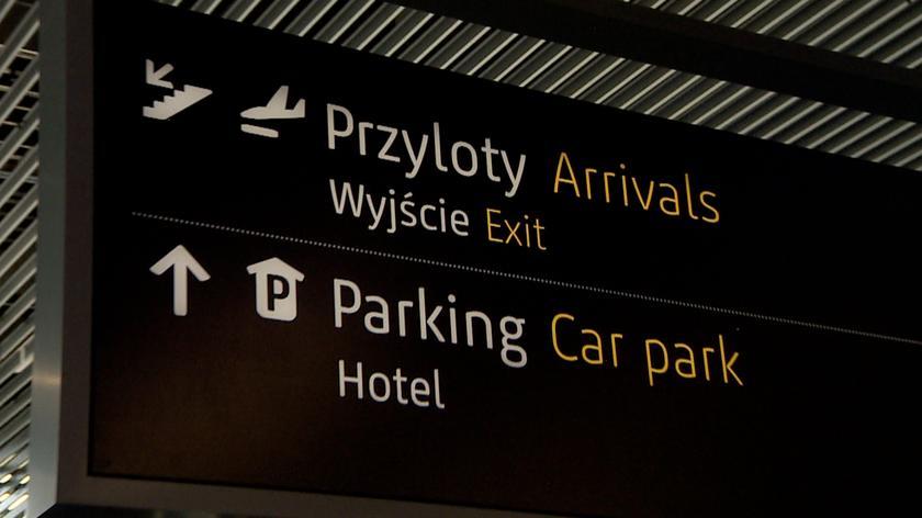 Zmieniła się organizacja na lotnisku