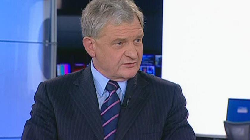 Zbigniew Wasserman przyznaje, że Janusz Kaczmarek nie zawsze mija się z prawdą