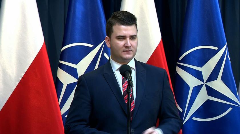 Minister Anna Zalewska o doniesieniach ws. Bartłomieja Misiewicza
