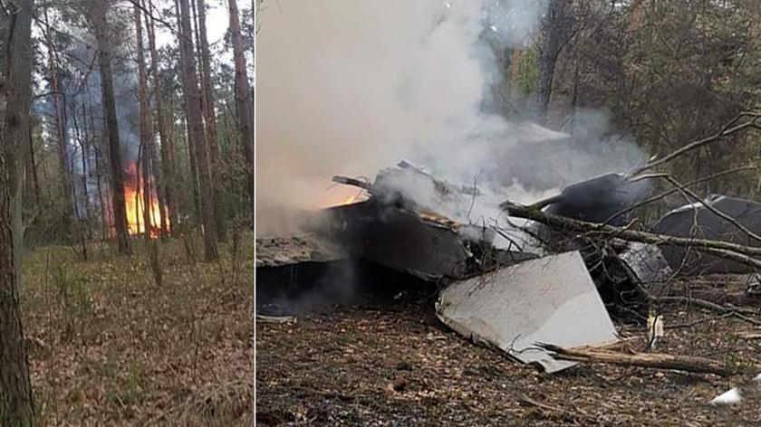 """Poniedziałkowa katastrofa MiGa jest kolejną od czerwca 2016 r. (""""Polska i Świat"""" z dn. 04.03.2019)"""