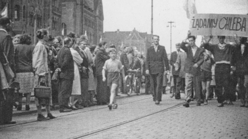 Włodzimierz Marciniak wspomina poznański Czerwiec 1956 r.
