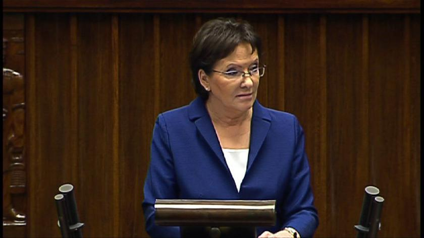 Premier: dofinansujemy polską armię