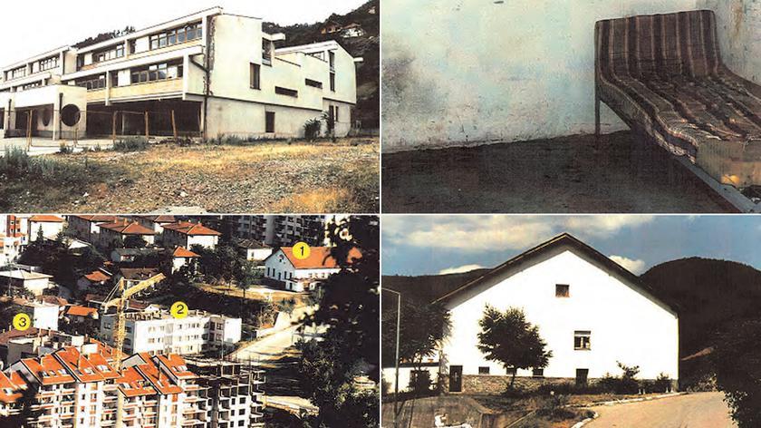 Serbskie ataki na strefy bezpieczeństwa w Bośni w 1995 r.