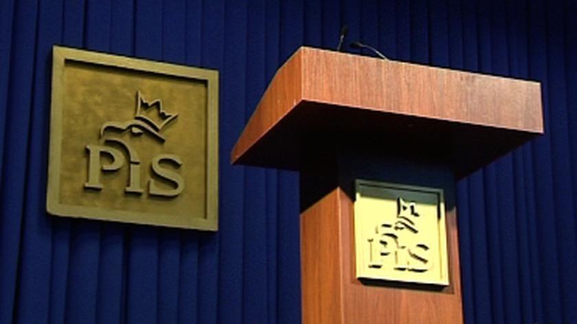 Listy PiS wciąż nie są znane