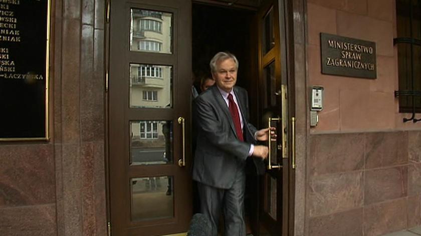 Ambasador Rosji: Trzeba zrobić tak, żeby Polacy zachowywali się we właściwy sposób