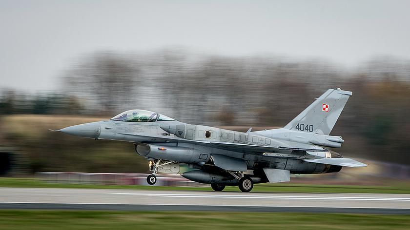 Patent na wroga? Potężne rakiety do F-16 trafią do Polski