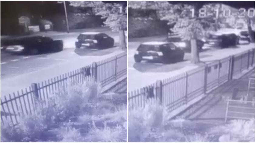 Uderzył w zaparkowany samochód i uciekł. Policja szuka świadków